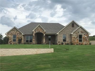 Granbury Single Family Home For Sale: 3917 De Cordova Ranch Road