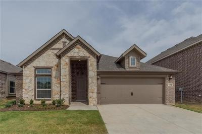 Kennedale Single Family Home For Sale: 1324 Mountain View Lane