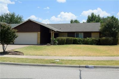Carrollton Single Family Home Active Option Contract: 2024 Grenoble Drive