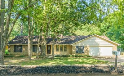 Flint Single Family Home For Sale: 17962 Oakridge Lane