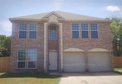 Seagoville Single Family Home For Sale: 2709 Maci Court