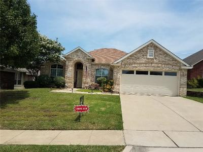 Mesquite Single Family Home For Sale: 4521 Clear Lake Lane
