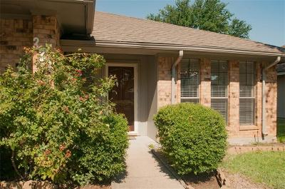 Coppell Residential Lease For Lease: 337 Lakewood Court