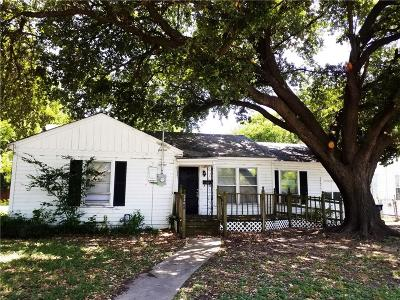 Corsicana Single Family Home For Sale: 2301 W 8th Avenue