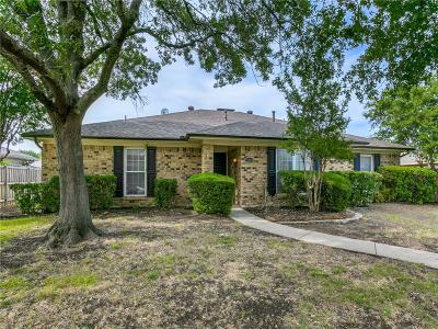 Plano TX Single Family Home For Sale: $335,000