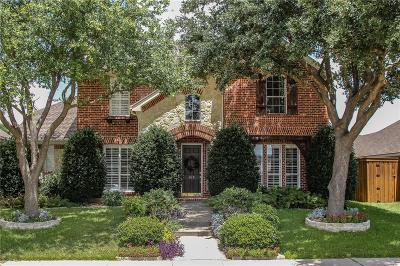 Allen Single Family Home For Sale: 419 Fox Trail