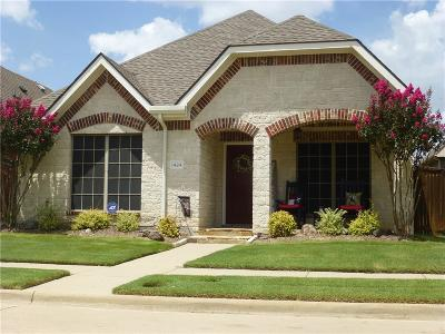 Allen Single Family Home Active Option Contract: 1424 Snowberry Drive