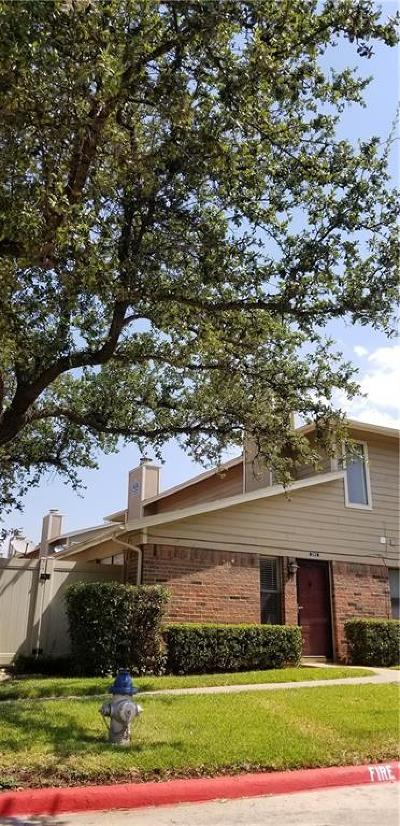 Carrollton Townhouse Active Option Contract: 2240 Tarpley Road #291