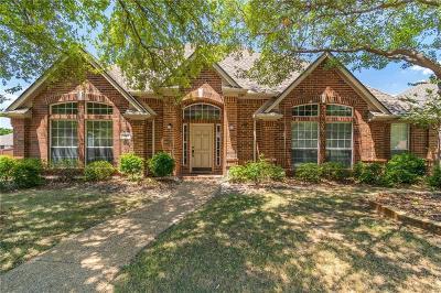 Allen Single Family Home For Sale: 1444 Comanche Drive