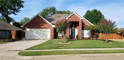 Irving Single Family Home For Sale: 10111 Carano Court