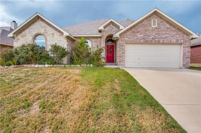 Mansfield TX Single Family Home Active Option Contract: $242,000