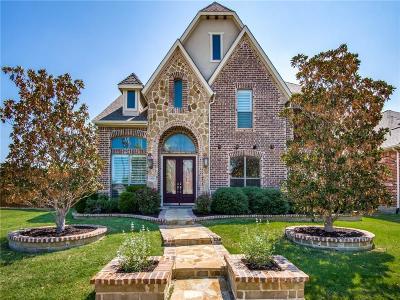 Frisco Single Family Home Active Option Contract: 6048 Hidden Creek Lane