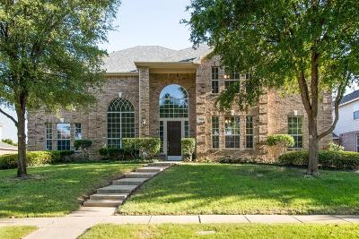Plano Single Family Home For Sale: 3504 Spring Mountain Drive