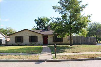 Plano Single Family Home For Sale: 3009 White Oak Drive