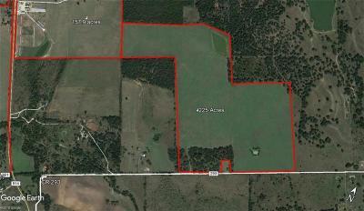 Erath County Farm & Ranch For Sale: County Road 293