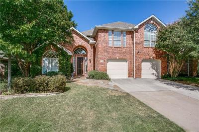 Flower Mound Single Family Home Active Option Contract: 2713 Stone Creek Drive