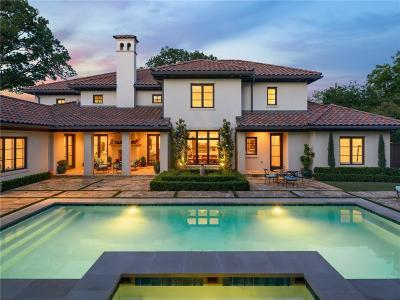 Dallas Single Family Home For Sale: 9447 Rockbrook Drive