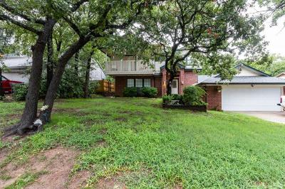 Azle Single Family Home For Sale: 613 Lake Crest Parkway