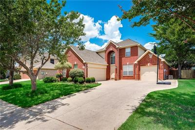 Flower Mound Single Family Home For Sale: 1408 Big Falls Drive