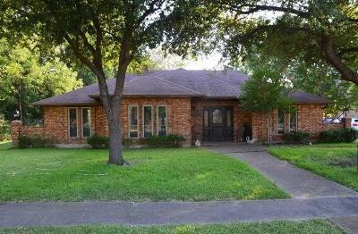 Forney Single Family Home For Sale: 108 E Brooks Street