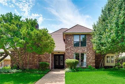 Plano Single Family Home For Sale: 3820 Appomattox Circle