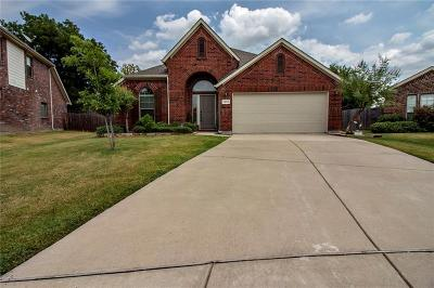 Mckinney Single Family Home Active Option Contract: 2400 Gold Rush Drive