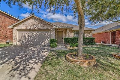 Mesquite Single Family Home Active Option Contract: 2321 Hummingbird Way