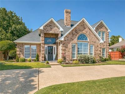 Plano Single Family Home Active Option Contract: 3505 Pennsylvania Lane