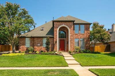North Richland Hills Single Family Home Active Kick Out: 7925 Heatherbrook Drive
