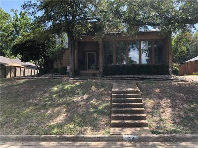 Residential Lease For Lease: 213 Sovereign Court