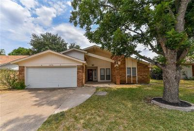 Fort Worth Single Family Home For Sale: 7270 Church Park Drive
