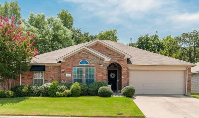 Single Family Home For Sale: 5004 Saddlehorn Drive