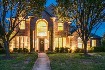 North Richland Hills Single Family Home Active Option Contract: 7900 Chaddington Drive