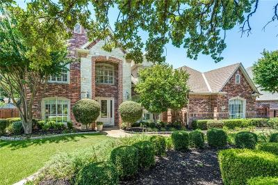Colleyville Single Family Home For Sale: 7216 Balmoral Drive