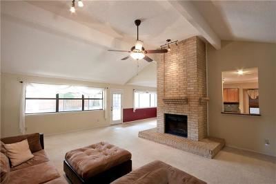 Bedford Single Family Home For Sale: 3612 Chittam Lane