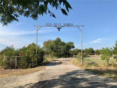 Stephenville Farm & Ranch For Sale: 2154 County Road 183