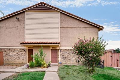 Irving Condo For Sale: 4369 Madera Road #3