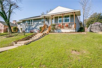 Dallas Single Family Home For Sale: 3525 Cripple Creek Drive