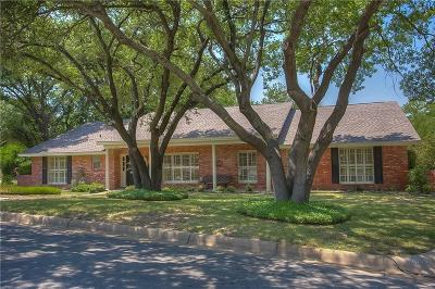 Fort Worth Single Family Home For Sale: 4154 Inman Court