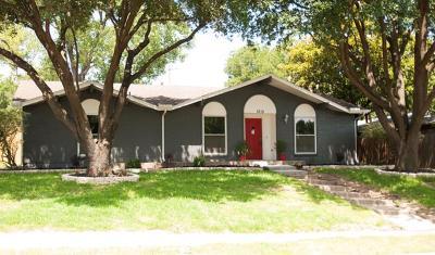 Mesquite Single Family Home For Sale: 1315 Springbrook Street