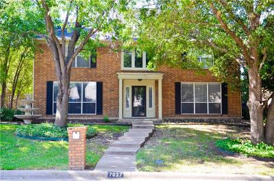 Fort Worth Single Family Home For Sale: 7937 Morning Lane
