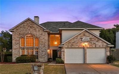 Lewisville Single Family Home For Sale: 2001 Firewater Place