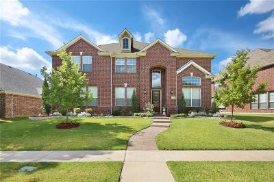 Allen Single Family Home For Sale: 1205 Waterford Way