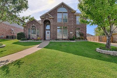 Mansfield TX Single Family Home Active Option Contract: $280,000