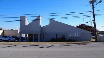Benbrook Commercial For Sale: 3451 Boston Avenue