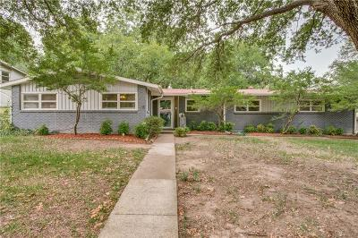 Grand Prairie Single Family Home Active Contingent: 909 NW 8th Street