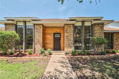Dallas Single Family Home For Sale: 4407 Cinnabar Drive