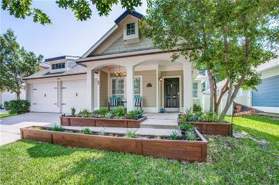 Providence Village Single Family Home For Sale: 1904 Bridgeport Drive