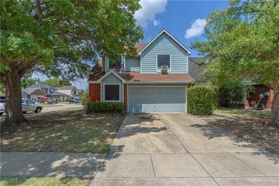 Lewisville Single Family Home For Sale: 1131 Settlers Way