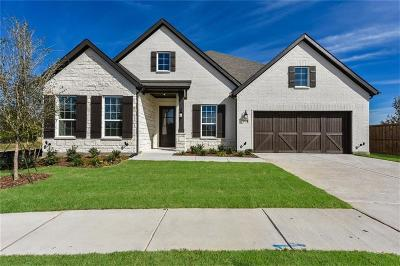 McKinney Single Family Home For Sale: 7029 Golf Club Drive
